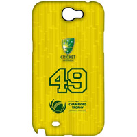 Australia Number 49 - Sublime Case for Samsung Note 2