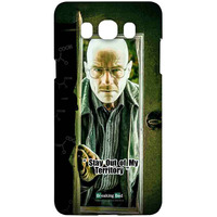 Stay Out of My Territory  - Sublime Case for Samsung J7 (2016)