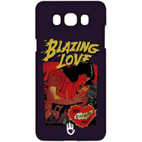 KR Blazing Love Purple - Sublime Case for Samsung J7 (2016)