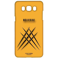 Minimalistic Wolverine - Sublime Case for Samsung J7 (2016)