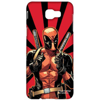 Smart Ass Deadpool - Sublime Case for Samsung J5 Prime