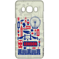 City of London - Sublime Case for Samsung J5 (2016)
