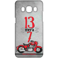 13 Mera 7 - Sublime Case for Samsung J5 (2016)