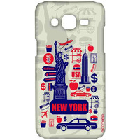 City of New York - Sublime Case for Samsung J5