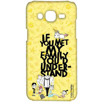 Family Woes - Sublime Case for Samsung J5