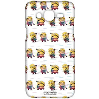 Groovy Minions White - Sublime Case for Samsung J5
