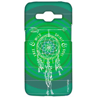 Free Spirit Green Teal - Sublime Case for Samsung J2 Prime