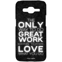 Love What You Do - Sublime Case for Samsung J2 Prime