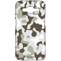 Military Grey - Sublime Case for Samsung J2 Prime