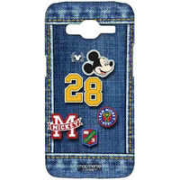 Denim Mickey 28 - Sublime Case for Samsung J2 Prime