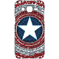 Captains Shield Engineered - Sublime Case for Samsung J2