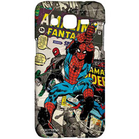 Comic Spidey - Sublime Case for Samsung J2