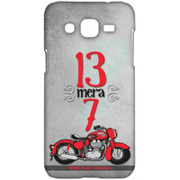13 Mera 7 - Sublime Case for Samsung J2