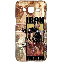 Ironman in Command - Sublime Case for Samsung J2