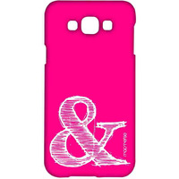 AND Pink - Sublime Case for Samsung Grand Max