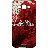 Valar Morghulis - Sublime Case for Samsung Grand Max