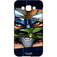 Team Avengers - Sublime Case for Samsung Grand Max