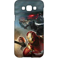 Team Ironman - Sublime Case for Samsung Grand Max