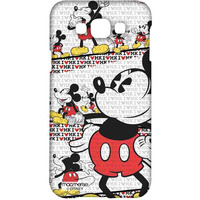 I Heart Mickey - Sublime Case for Samsung Grand Max