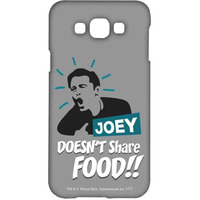 Friends Joey doesnt share food - Sublime Case for Samsung Grand Max