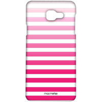 Stripe me Pink - Sublime Case for Samsung C9 Pro