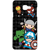 Kawaii Art Marvel Comics - Sublime Case for Samsung C9 Pro