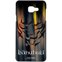 Baahubali Lion Symbol - Sublime Case for Samsung C9 Pro