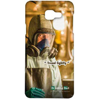 Tread Lightly  - Sublime Case for Samsung C7 Pro
