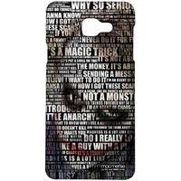 Joker Quotes - Sublime Case for Samsung C7 Pro