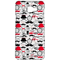 Retro Moustache - Sublime Case for Samsung C7 Pro