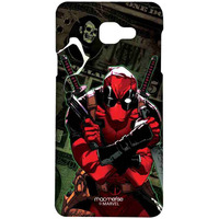 Deadpool Dollar - Sublime Case for Samsung C7 Pro