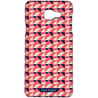 Payal Singhal Coral Navy - Sublime Case for Samsung C7 Pro