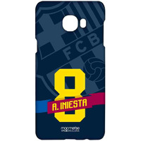 Classic Iniesta - Sublime Case for Samsung C7