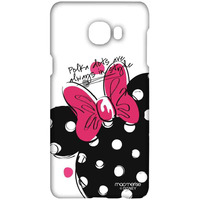 Polka Minnie - Sublime Case for Samsung C7