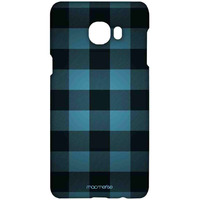 Checkmate Blue - Sublime Case for Samsung C7