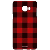 Checkmate Red - Sublime Case for Samsung C7