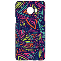 Neon Angles - Sublime Case for Samsung C7