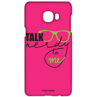 Nerd Talk Pink - Sublime Case for Samsung C7