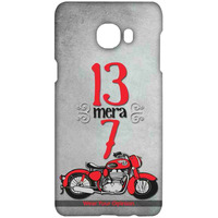 13 Mera 7 - Sublime Case for Samsung C7