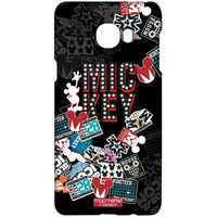 Postcard Mickey - Sublime Case for Samsung C7