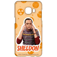 Sheldon Explosion  - Sublime Case for Samsung C5