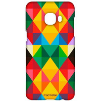 Abstract Geometry - Sublime Case for Samsung C5