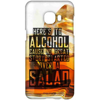 Alcohol Fact - Sublime Case for Samsung C5