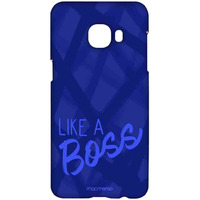 Like A Boss Blue - Sublime Case for Samsung C5