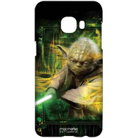 Furious Yoda - Sublime Case for Samsung C5