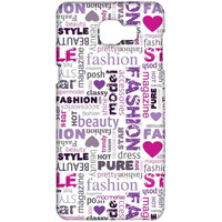 Fashion Mashup - Sublime Case for Samsung A9 Pro