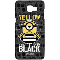 Yellow Black - Sublime Case for Samsung A9 Pro
