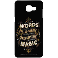 Words and Magic  - Sublime Case for Samsung A9