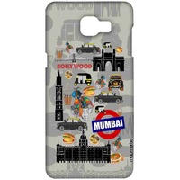 City of Mumbai - Sublime Case for Samsung A9