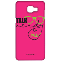 Nerd Talk Pink - Sublime Case for Samsung A9